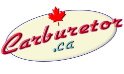 Canada Carburetor kits, parts and manuals