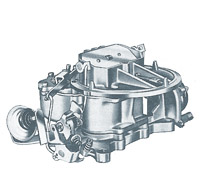 Carter ABD carburetor