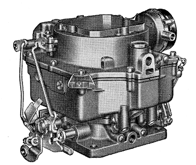 CK4483 Carter WCFB Carburetor Kit