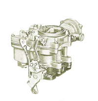 CK814 Carburetor kit for Rochester carburetor