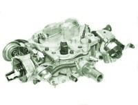 CK280 Carburetor Kit for Rochester Dualjet E2ME