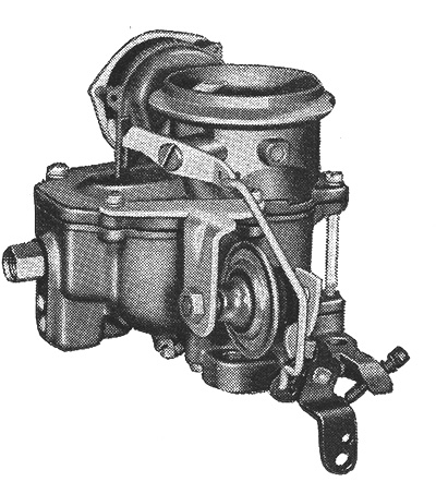 CK457 carburetor kit for Carter BBD (Early)
