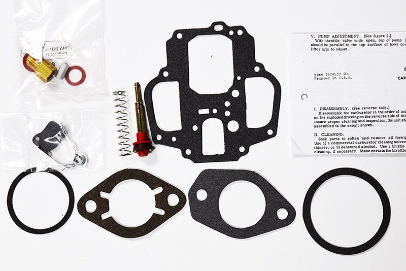 CK522 Carter AS carb kit