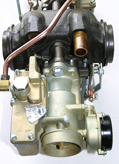 CK456 carburetor kit for Carter YH