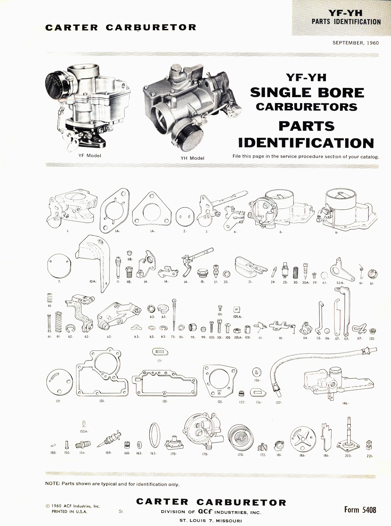 carter yDiagram Likewise Zenith Carburetors Diagrams Together With Honda Gx620 #6